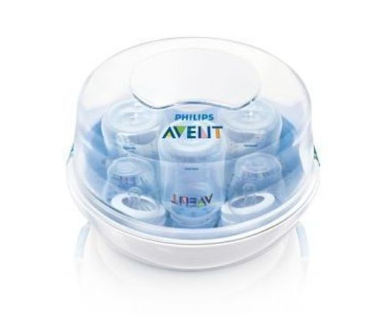 Esterilizador mamadeiras de Microondas - Philips Avent