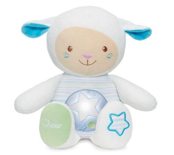 Luminária de bebê ovelha doce soninho azul - Chicco