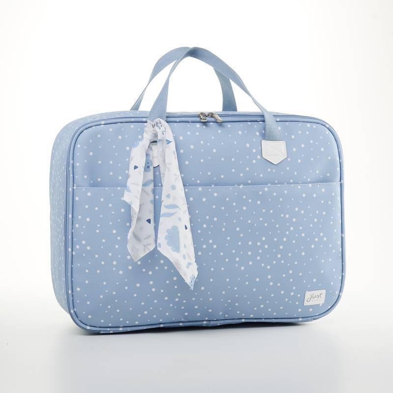 Mala maternidade Azul Bunny - Just Baby