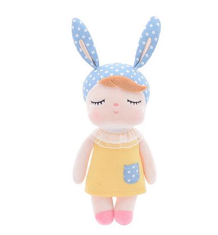 Mini Metoo Doll Angela Amarela - Metoo