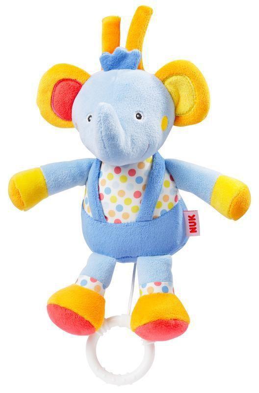 Pelucia musical Elephant - NUK