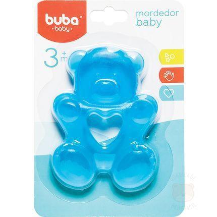 Mordedor de água Ursinho Azul