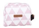 Nécessaire Baby Coleção Manhattan rosa - Masterbag Baby
