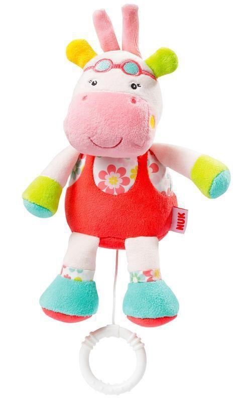 Pelúcia Musical Hippo - NUK