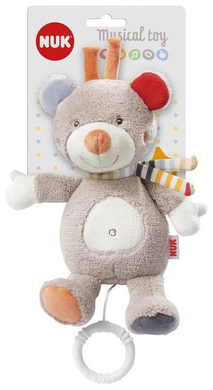 Pelúcia Ursinho Musical Teddy - NUK