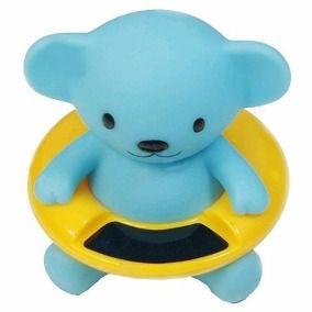 Termômetro de banheira Urso Azul