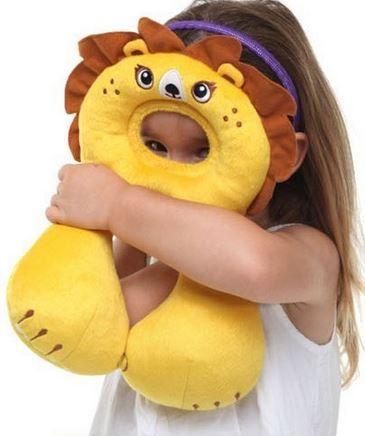 Travesseiro para o bebê Leão