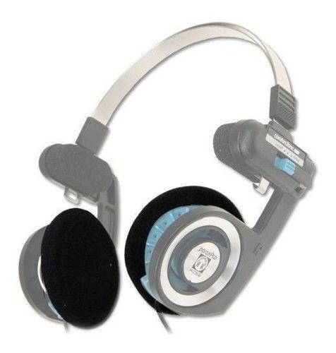 Kit com 2 pares de espuma para fone de ouvido Koss Porta Pro | Artika | AK01