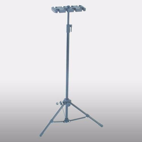 Descanso para 8 Microfones com Altura Max de 1,50 | Vector | AM08P