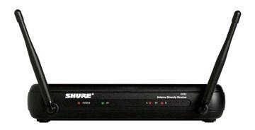 Sistema Microfone Sem Fio Mao - Shure - SVX24/PG58