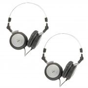 2 Fones para monitor On-ear closed back AKG K414P