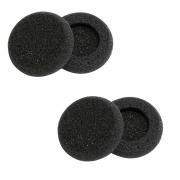 2 Pares de espuma para fone headset 5,5 cm Artika AK01