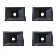 4 Cornetas em fibra de vidro 32x23x12 BETTER BS250