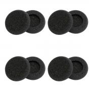 4 Pares de espuma para fone headset 5,5 cm Artika AK01