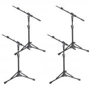 4 Pedestal para Microfone  de Instrumento RMV PSU0151