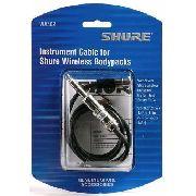 Cabo P Instrumento Guitarra Transmissor Original Shure Wa302