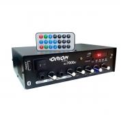 Amplificador para Som Ambiente com Bluetooth ORION RC7000
