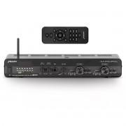 Amplificador som ambiente 2x 80W USB Bluetooth Frahm SLIM2700 OPTICAL