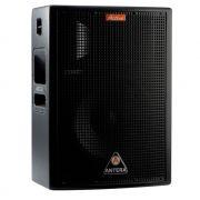 Caixa ativa de 2 vias com 350W RMS e alto falante de 15 polegadas | Antera | TS700AX