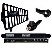 Combiner para IEM com Antena e Cabo 7m MGA UC4422075A1