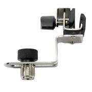 Clamp em metal de instrumento para microfone CSR SDH032