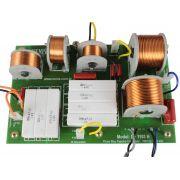 Divisor de Frequência 3 vias Passivo | Sub, Driver fenólico e Tweeter de até 1150W RMS | DF1153H | Nenis