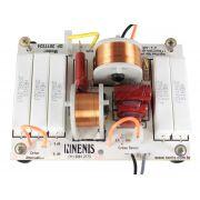 Divisor de Frequência Passivo 1 via | Driver de Titanium @24dB/8° de até 200W RMS | DF201TI/24 | Nenis