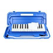 Escaleta melodica 32 teclas azul F a C Dolphin ESCALETA32AZ