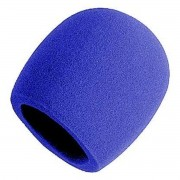 Espuma Azul para microfone de mão, bastão On-Stage ASWS58-BL