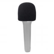 Espuma preta para Microfone de mão CSR GM515