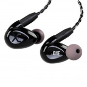 Fone In-Ear Preto 2 Microdriver 119dB XTREME EARS ONE