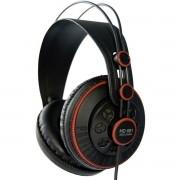Fone Over-ear Profissional cabo de 2m Superlux HD681