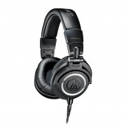 ATH-M50X - AUDIO-TECHNICA - FONE OUVIDO OVER-EAR FECHADO PROFESSIONAL PARA ESTÚDIO