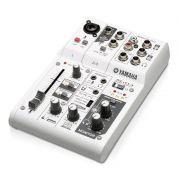 Interface USB 3 entradas 24-bit 192kHz Yamaha AG03