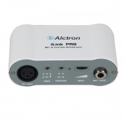 Interface Smartphone 1 Mic ou 1 Inst 48V Alctron iLinkPro