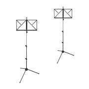 Kit com 2 Estantes de Partitura Dobrável RMV PES0090