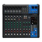 Mesa de 12 canais 6 entradas combo USB Yamaha MG12XUK