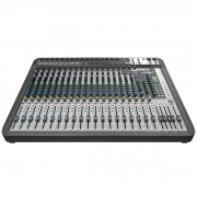 Mesa De Som 22 canais + USB Soundcraft Signature 22MTK