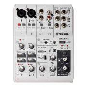 Mesa De Som 6 Canais USB 2.0 AG-06 - Yamaha