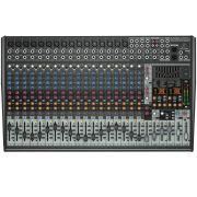 Mesa analógica 20 canais 4 AUX EQ FX Behringer SX2442FX