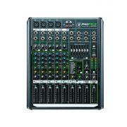 Mesa p/ 4 Mics + 4 CH estéreo, 1 AUX e USB Mackie PROFX8V2