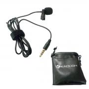 Microfone de lapela para Smartphone KADOSH - KL1