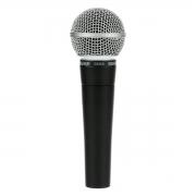 Microfone Dinâmico de Mão para Vocal SHURE SM58LC