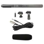 Microfone Shotgun Super Uni-Directional SKYPIX SK-M320