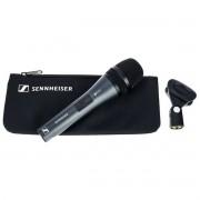 Microfone vocal super cardióide on/off E845-S SENNHEISER