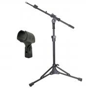 Mini Pedestal para Microfone + cachimbo RMV PSU0151