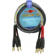 Multicabo 8 vias P10 TRS Monster Cable SL500-S8-ST-2