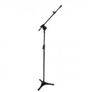 Pedestal base de ferro para microfone VISÃO PE3FT-BK