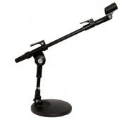 Pedestal de mesa para Microfone Vector SM20P com 70cm