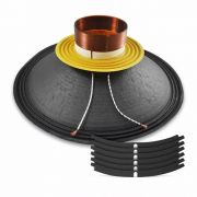 Reparo Alto-falante 12 pol MG12/400 8 ohms Oversound RPMG12400